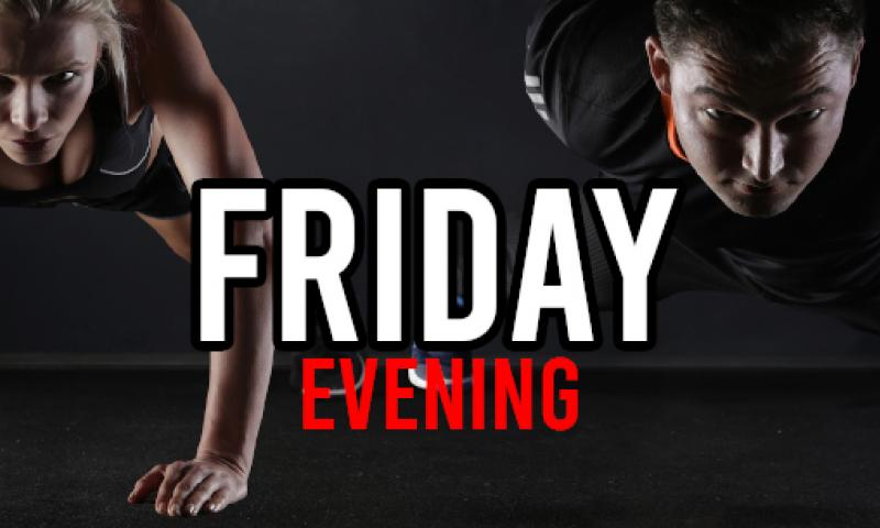 hiit friday evening