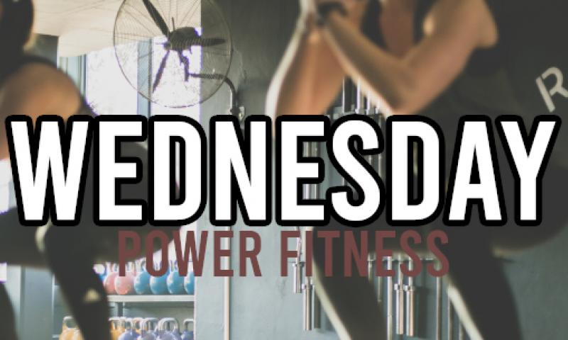 power fit wed