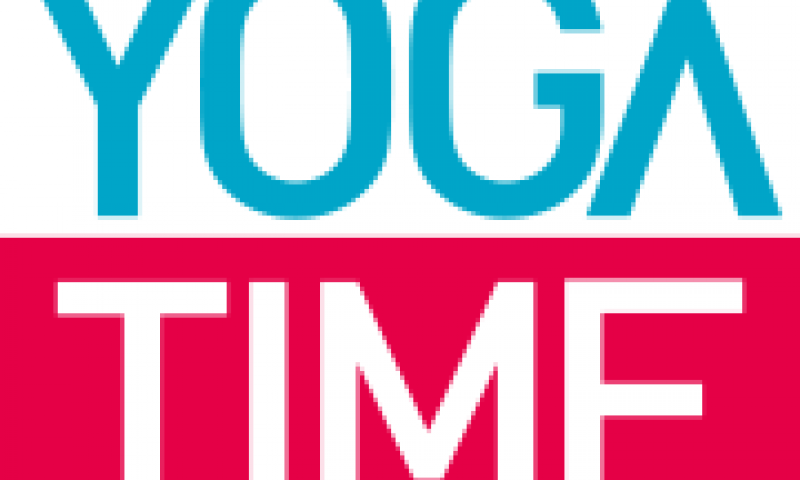 logo Yoga time